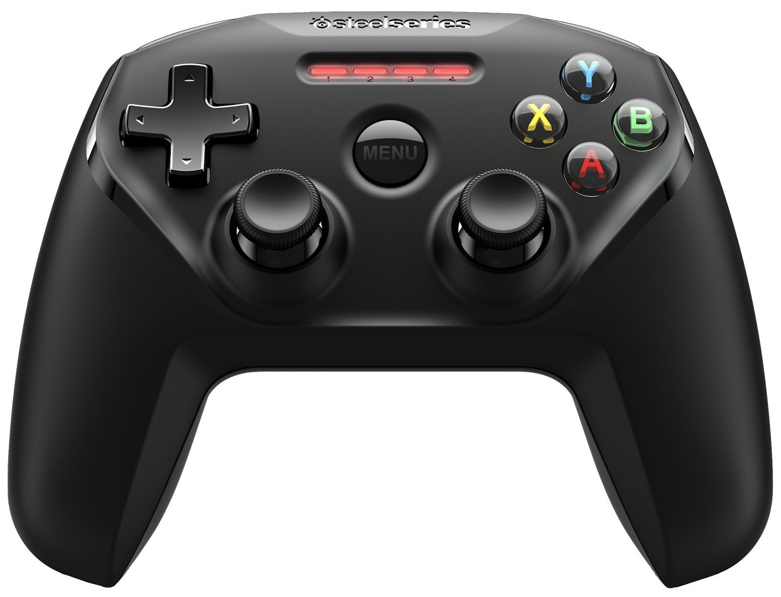 SteelSeries Nimbus Wireless Gaming Controller for Apple TV, iPhone, iPad, iPod touch, Mac (Certified Refurbished)