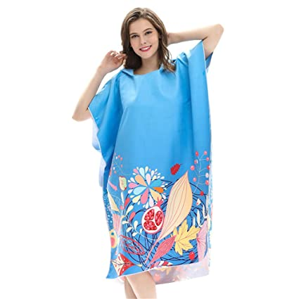 e4c3034485f5e6 Amazon.com : Zippesell surf Poncho, Thick Microfiber Water Absent ...