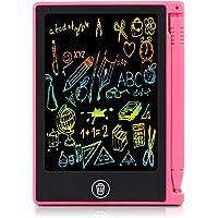 4,5 Pulgadas Tableta de Escritura LCD,Tablero de Dibujo para Niños para Crear Listas de Tareas,Listas de Compras…
