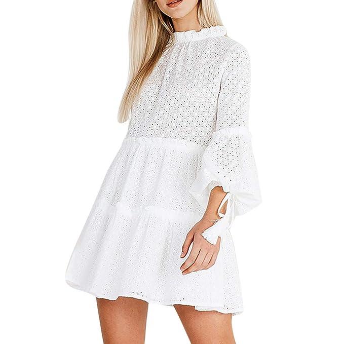 Amazon.com: Tronet Holiday Dresses for Women Fashion Plus ...