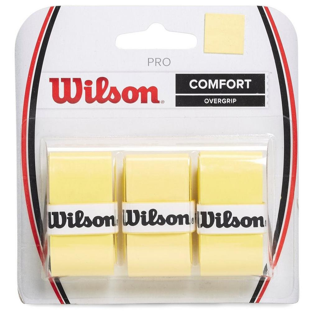 Wilson Griffband Pro Overgrip 3 Pack Mixte