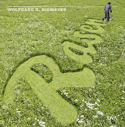 Der Rasen: Rasenkunst, Kunstrasen, Rasenstück, Fußballrasen, Stadtrasen, Rasengarten, Dachrasen, Rasenrelief, Landschaftsrasen und noch viel mehr Variationen des grünen Themas