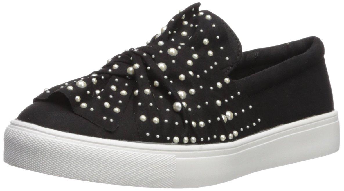 MIA Women's Aretha Sneaker B074NG6T7R 8 B(M) US|Black