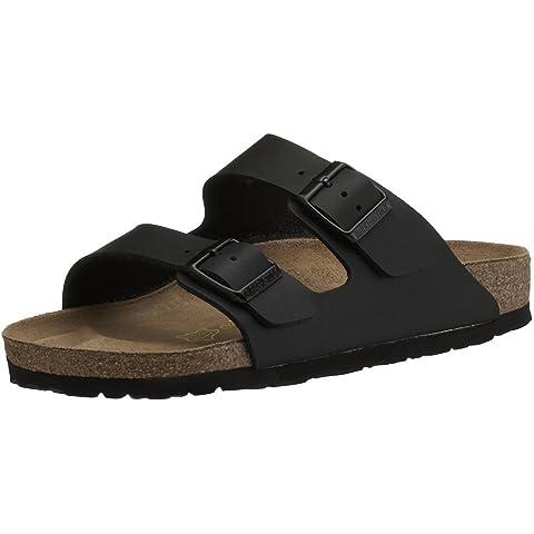 black birkenstock arizona soft sandals sale