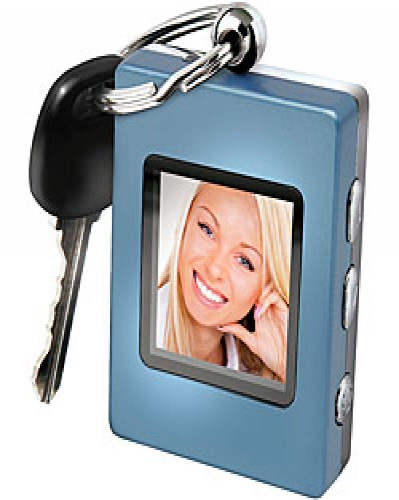 Amazon.com : Shift3 Digital Photo Keychain (Black) : Camera And ...
