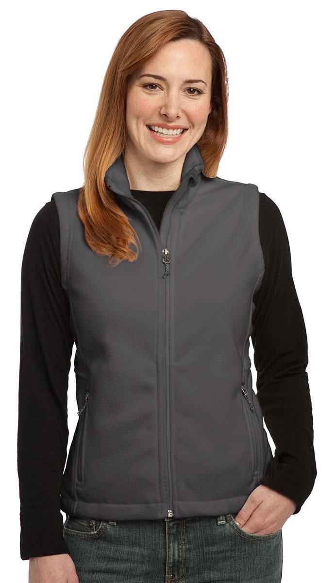 Port Authority - Ladies Value Fleece Vest. L219 - XXX-Large - Iron Grey