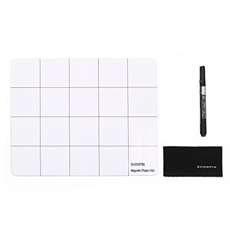 Magnetic Project Mat Prevent Small Electronics Losing