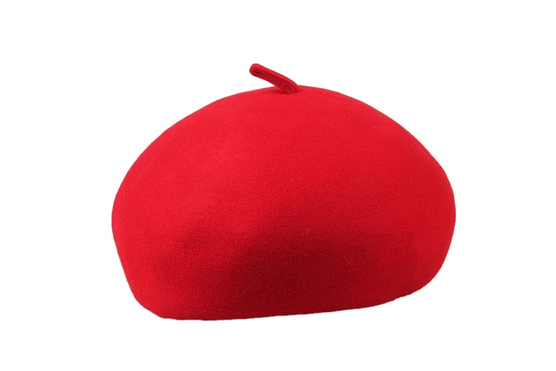 Dantiya Kids Classic Wool French Style Beret Hats