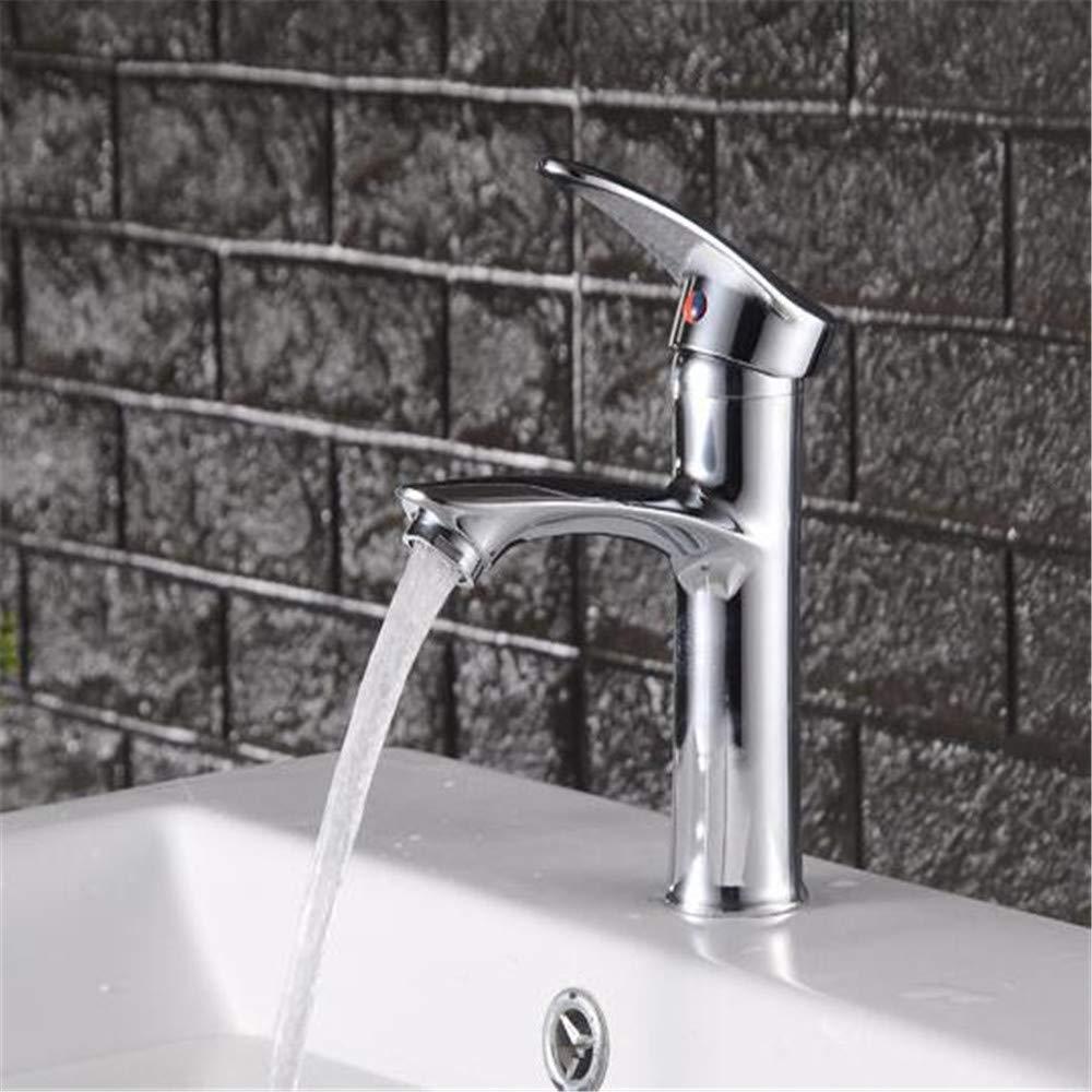 Basin Mixer Tap Single Hole Mixing Water Faucet