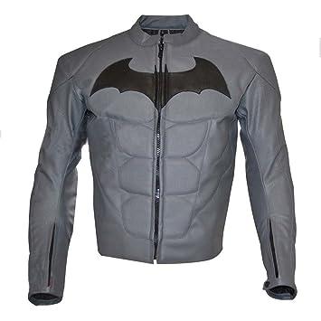Blouson moto batman