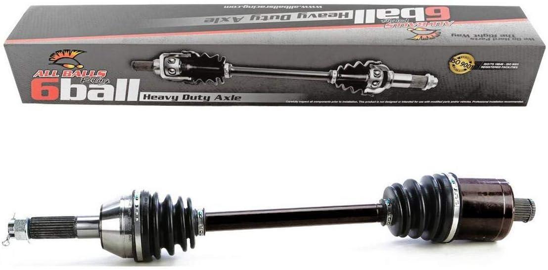 New All Balls Heavy Duty Rear Right Axle 2008-2013 Yamaha 700 Grizzly EPS ATV