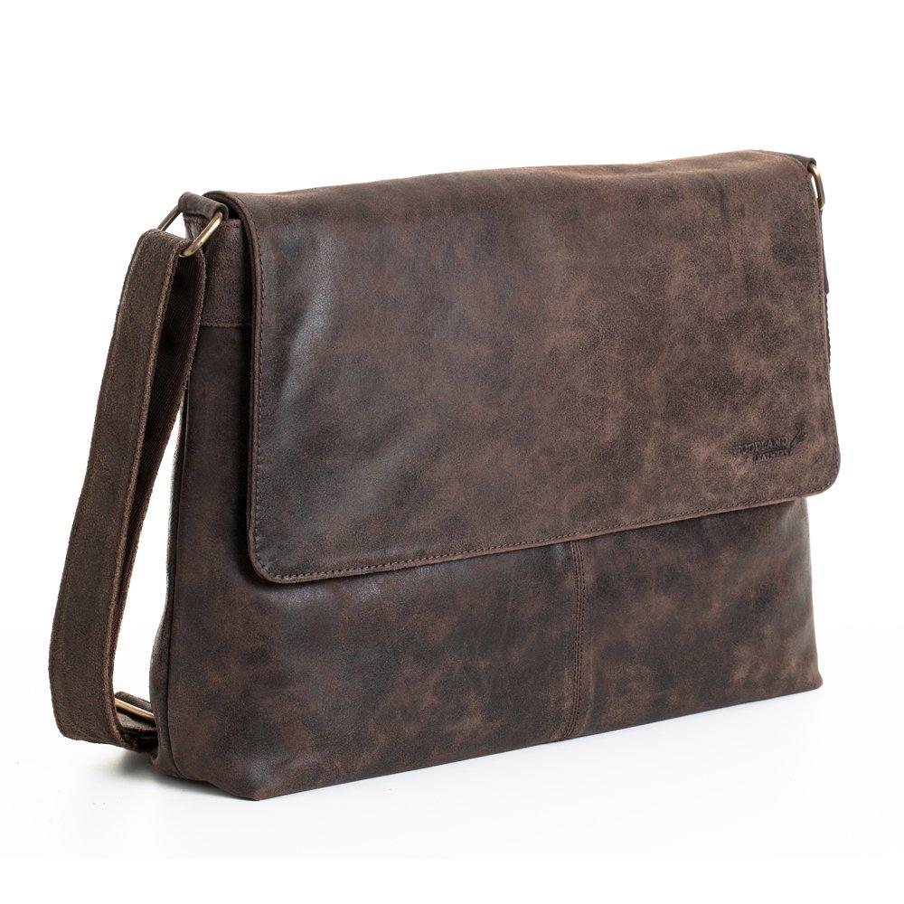 Woodland Leathers LUGGAGE メンズ US サイズ: 0 カラー: ブラウン   B079P5R1DM