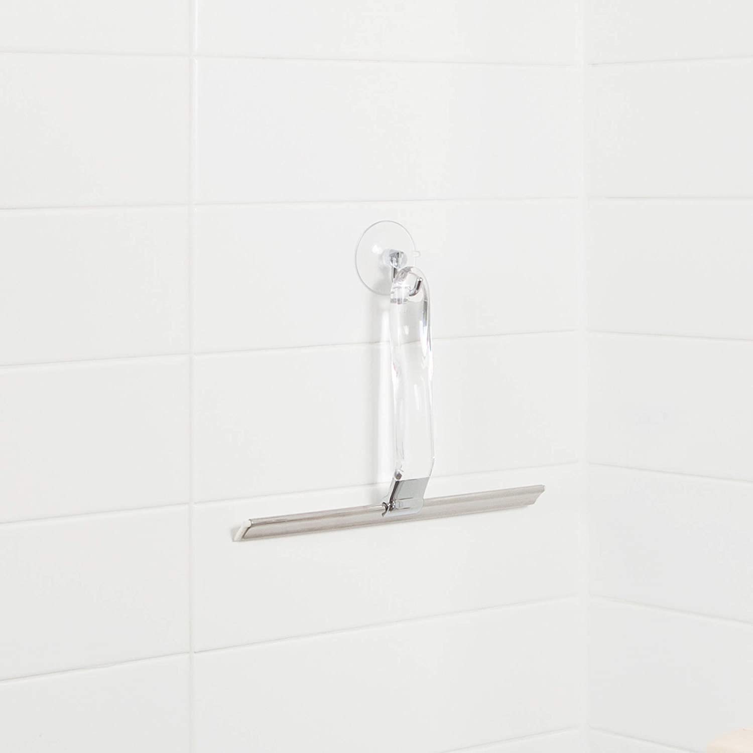 Better Living Products Shower Squeegee Crystal Clear