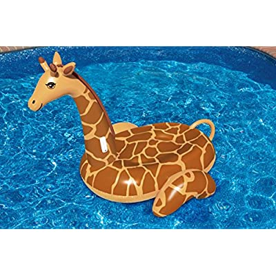 Swimline Giant Giraffe Pool Float: Toys & Games
