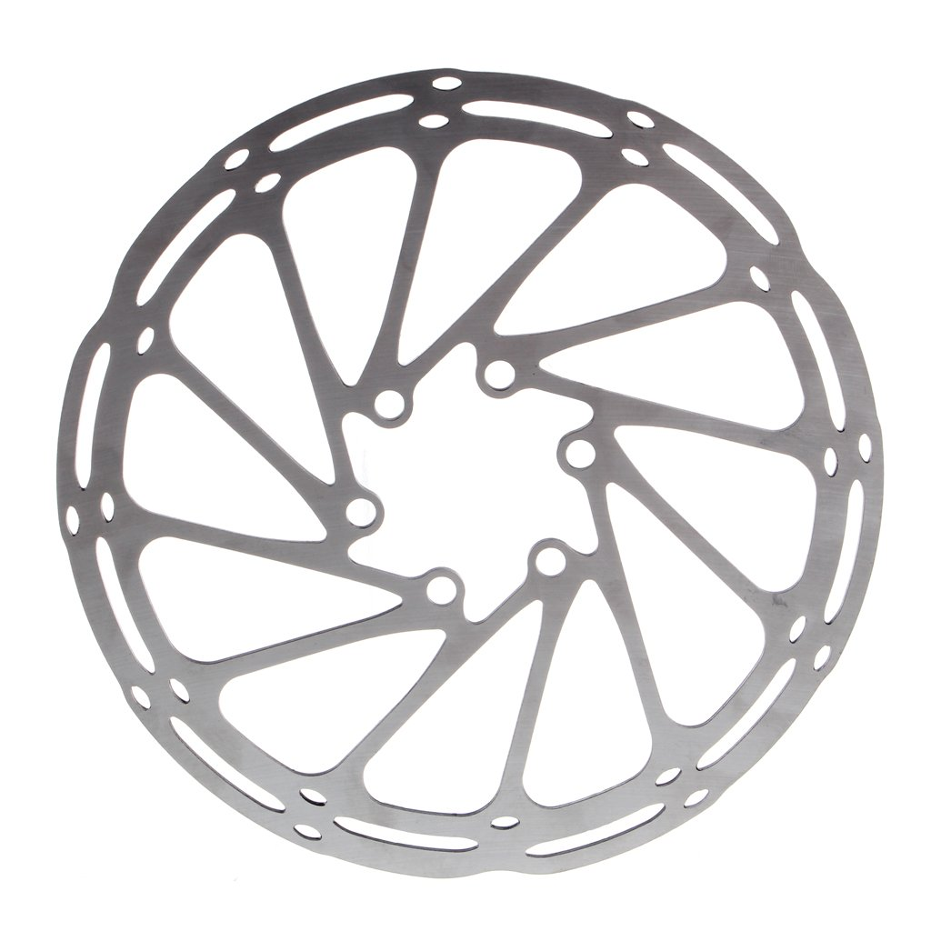 Ranuw Stainless 160mm 6 Bolts Brake Disc Rotors Road Mountain Bicycle Bike Cycling MTB