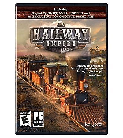 Railway Empire PC - PC
