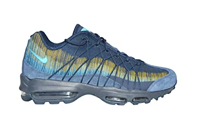 quality design 20ed9 71089 Nike Air Max 95 Ultra JCRD Mens Trainers Obsidian - 8 UK