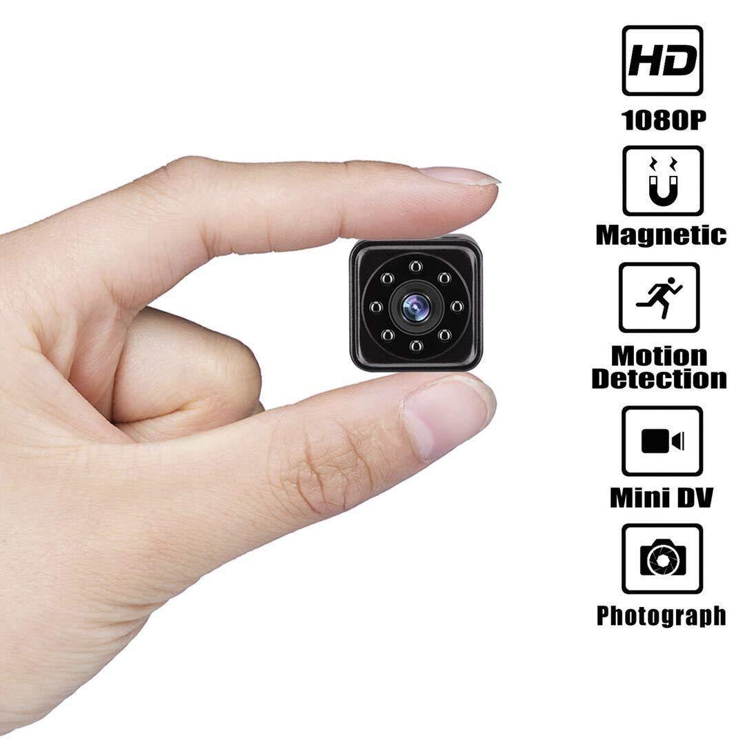 【おすすめ】 ミニスパイ隠しカメラ、赤外線ナイトビジョン動き検出セキュリティ監視付きホーム、車、ドローン付きHD 1080 pポータブルビデオレコーダー   B07QMM1WV7, 東頸城郡 40f65693
