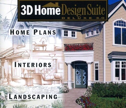 Amazon.com: 3d Home Design Suite Deluxe 3.0