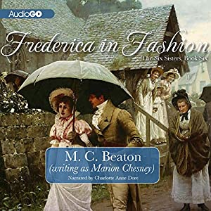 Frederica in Fashion Audiobook
