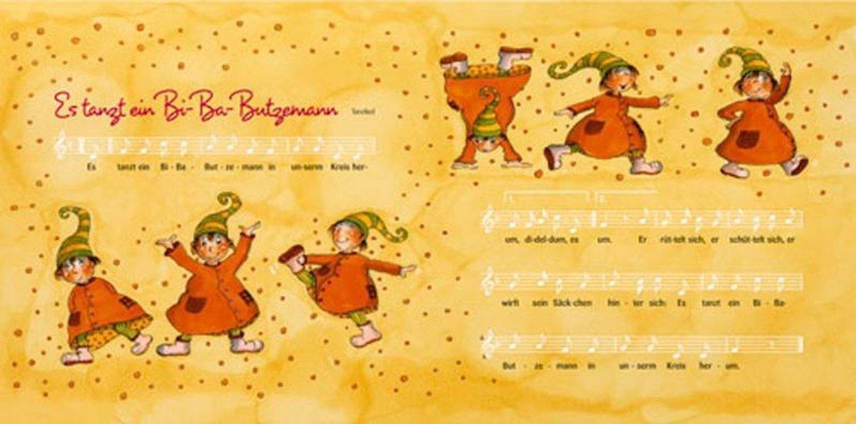 Kleines Buch der Kinderlieder