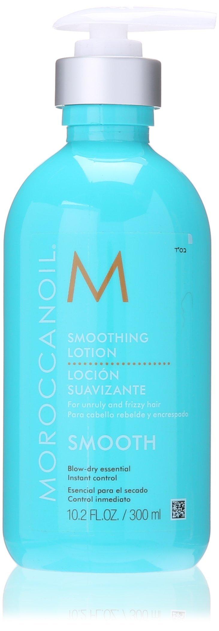 Moroccan Oil Smoothing Lotion, 10.2 Fluid Ounce by MOROCCANOIL