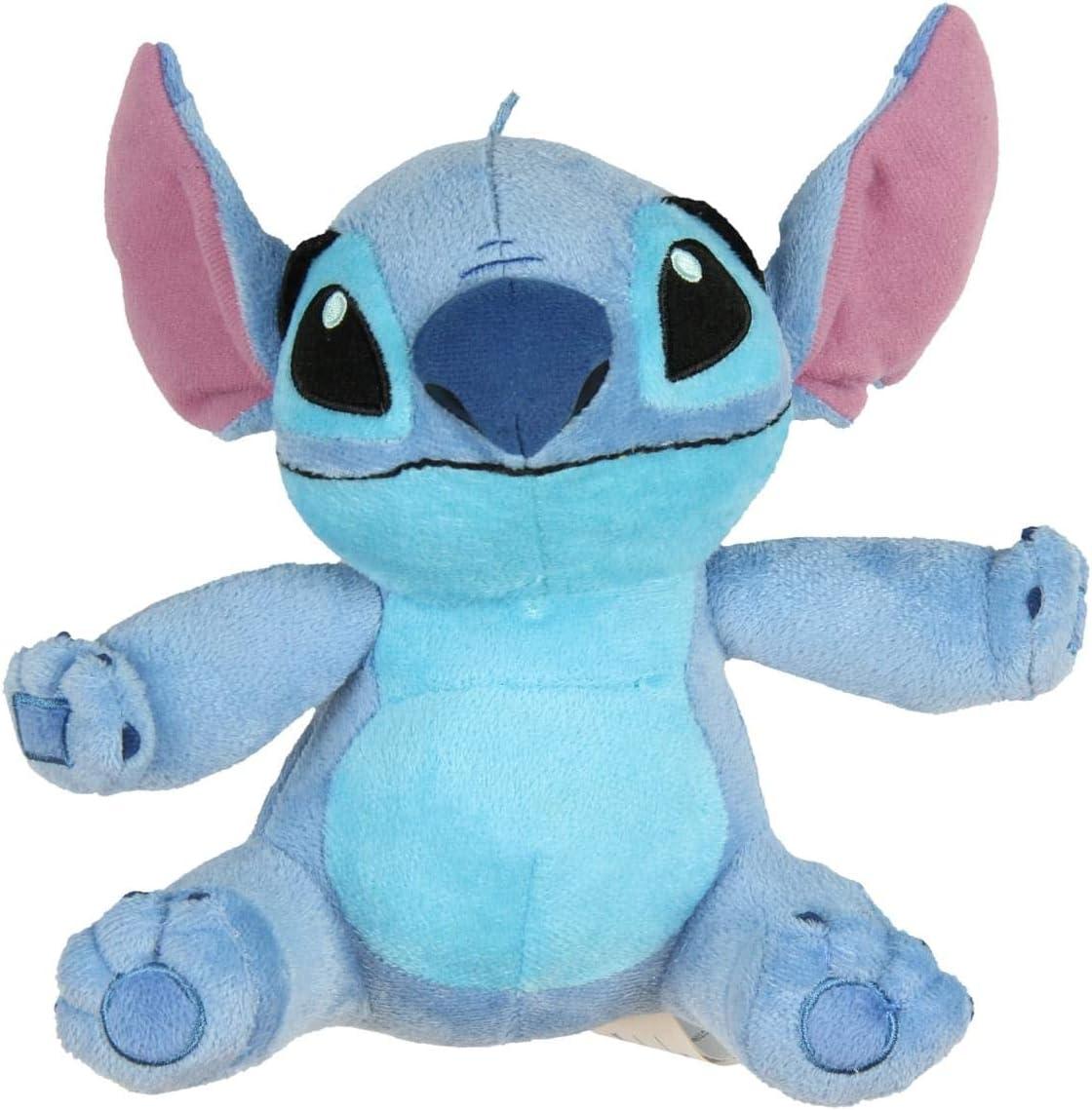 """Disney Lilo and Stitch Stuffed Plush Toy 7/"""" Stitch Gift"""