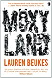 Front cover for the book Moxyland by Lauren Beukes