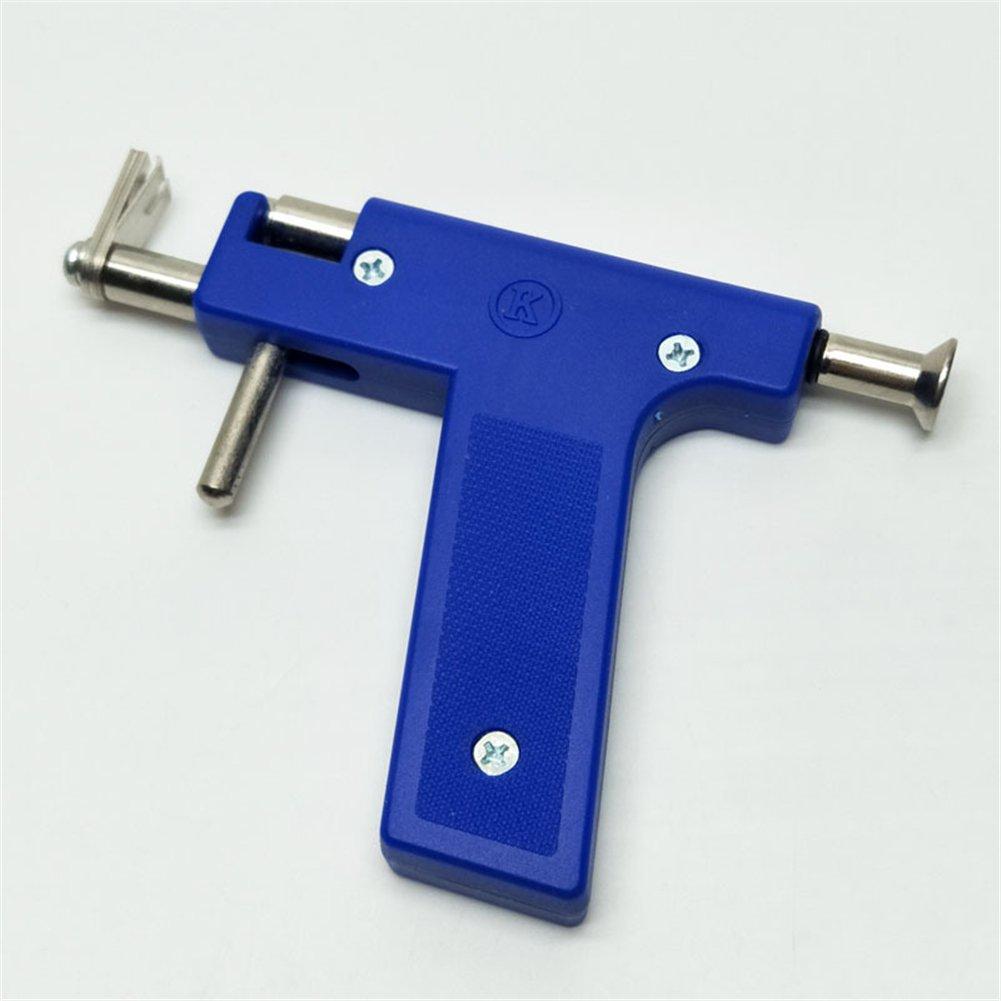 Professional Ear Piercing Gun Tool Set + 98pcs Ear Studs Steel Ear Nose Navel Body Piercing Gun Unit Tool Kit by ruipuplr (Image #5)