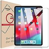 iPad Pro 11 ガラスフィルム Maxku iPad Pro 11 2018 フィルム 強化ガラス 液晶保護フィルム 【書き味向上 FACE ID対応 日本製素材旭硝子製 】紙のような描き心地 スムーズなタッチ感度 高透過率