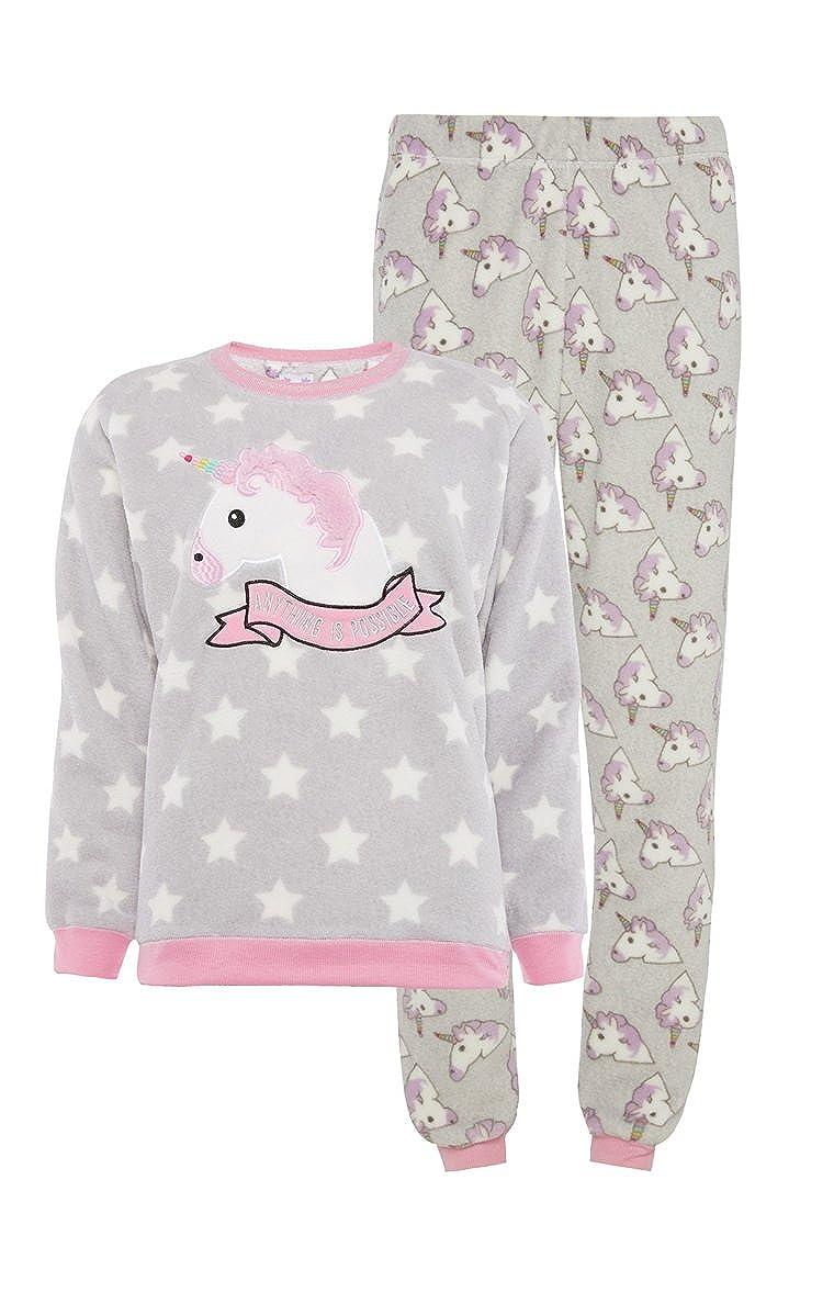 Primark - Pijama - para Mujer Gris Gris L: Amazon.es: Ropa y ...