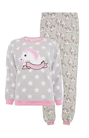 05d3c31f2e Primark - Pijama - para Mujer Gris Gris L  Amazon.es  Ropa y accesorios