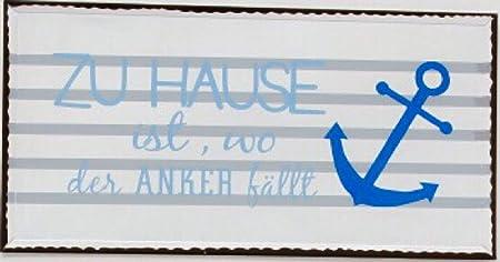 B.H.C. Gran Cartel de Chapa Vintage marítimo, Modelo de casa ...