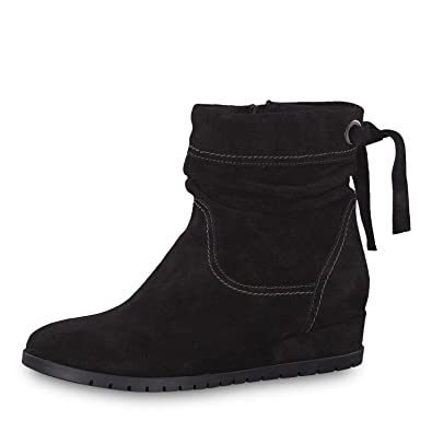 Tamaris Women Ankle Boots 25046 23, Ladies Wedge Ankle Boots