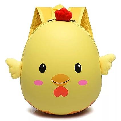 Amazon.com | Tengdo Insulated Toddler Backpack-Chicken Eggshell, EVE Kids Backpack, 12