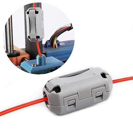 Partes de la impresora 3D PLA / 1,75 mm ABS filamento antiestático ...