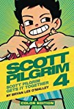 img - for Scott Pilgrim Color Hardcover Volume 4: Scott Pilgrim Gets it Together book / textbook / text book