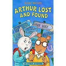 Arthur Lost and Found (Arthur Adventure Series)