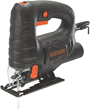 Black & Decker 4 Amp Corded Jigsaw