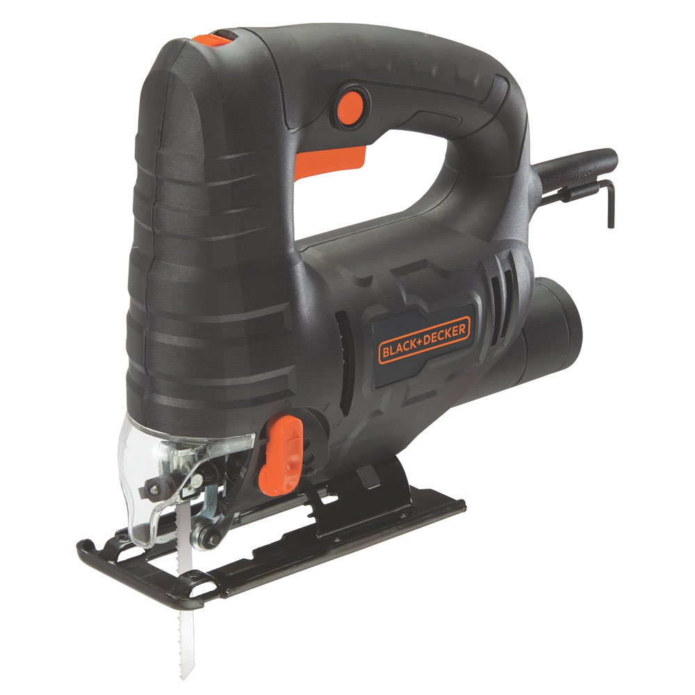 Black & Decker BDEJS4C Jig Saw, 4 Amp