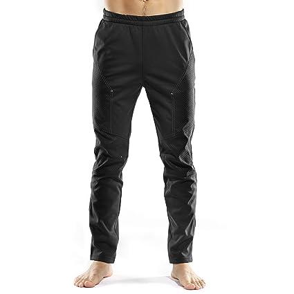 INBIKE Pantalones Hombre Deportivos Largos