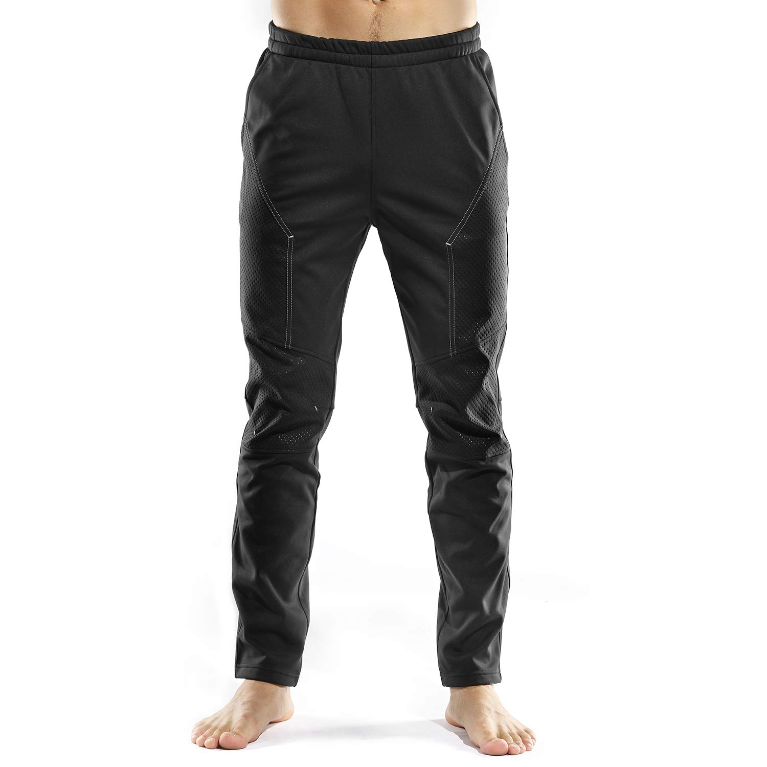 INBIKE Cycling Running Pants Winter Windproof