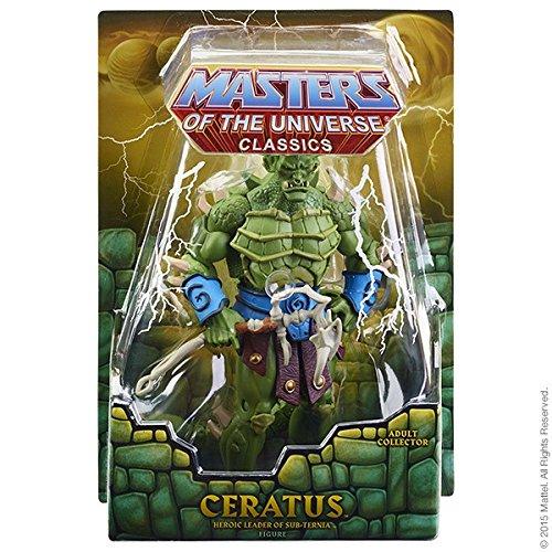 Masters of the Universe Classics Ceratus Action Figure ()