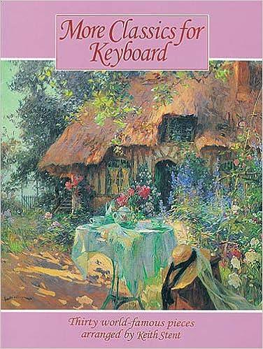 Kostenlose Amazon-Download-Bücher More Classics for Keyboard: Thirty World-Famous Pieces DJVU 0862098823
