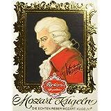 Reber Mozart Kugel - Small Portrait Box