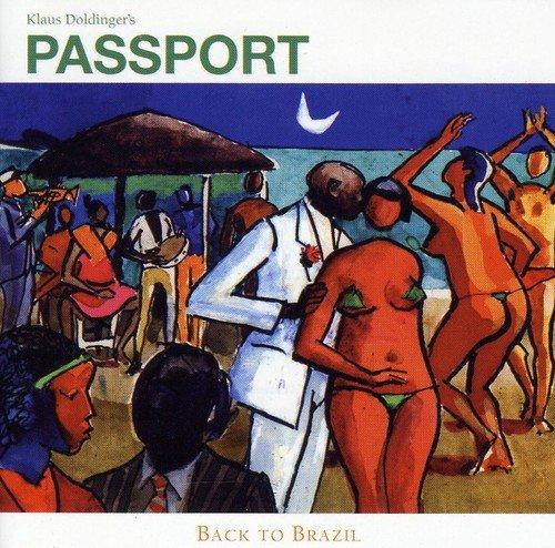 Back Brazil Passport product image