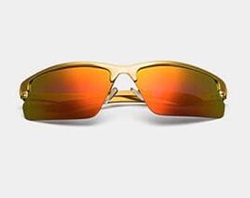 Sonnenbrille Reitfahrer Nachtsicht Farbfilm Gläser Anti-Glare Leuchten Spiegel Retro Kröte Polarisierte Fahrspiegel V2cINep