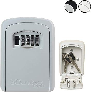 MASTER LOCK Caja fuerte para llaves [Mediana] [Montaje mural ...