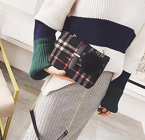 ASacs manutention sac Femme'S filles sauvage Sac A de sacs enveloppe A Bandoulière bandoulière pour Sac carré Top petit à 7HnrWqA7v