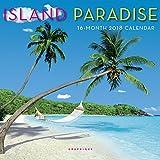 Graphique 2018 Island Paradise Mini Calendar